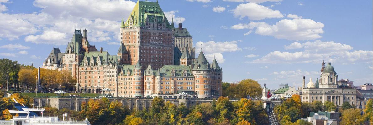Частные экскурсии в Квебеке с русскими гидами