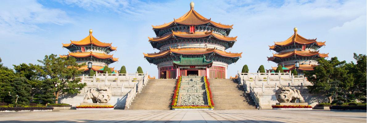 Частные экскурсии в Гуанчжоу с русскими гидами