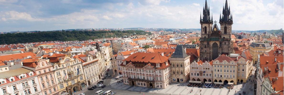 Частные экскурсии в Праге с русскими гидами