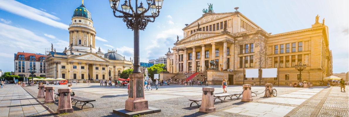 Частные экскурсии в Берлине с русскими гидами