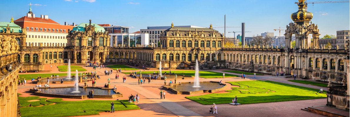 Частные экскурсии в Дрездене с русскими гидами