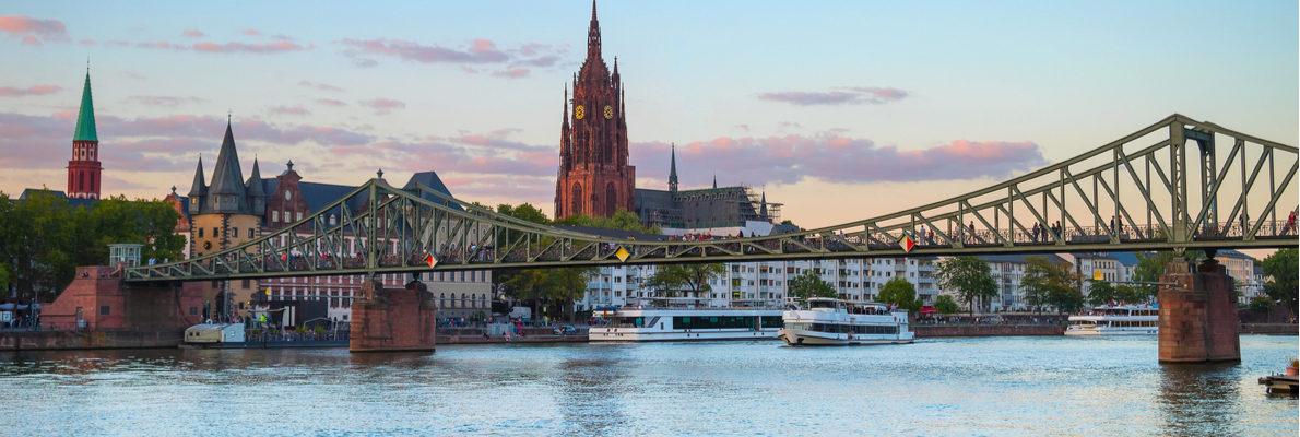 Частные экскурсии в Франкфурте с русскими гидами