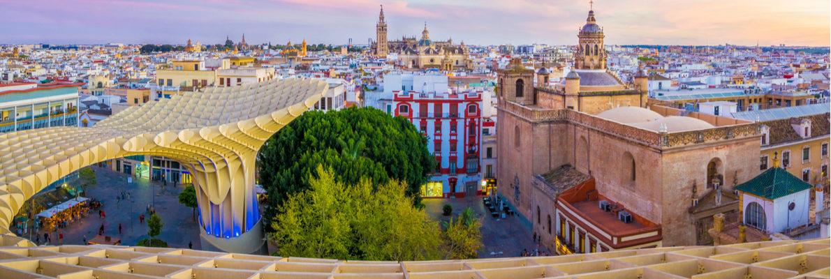 Частные экскурсии в Севилье с русскими гидами