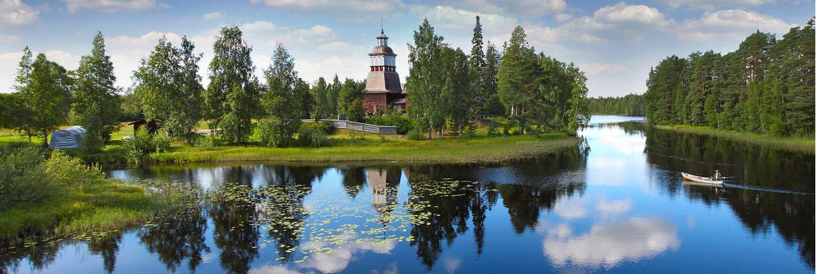 Частные экскурсии в Финляндии с русскими гидами