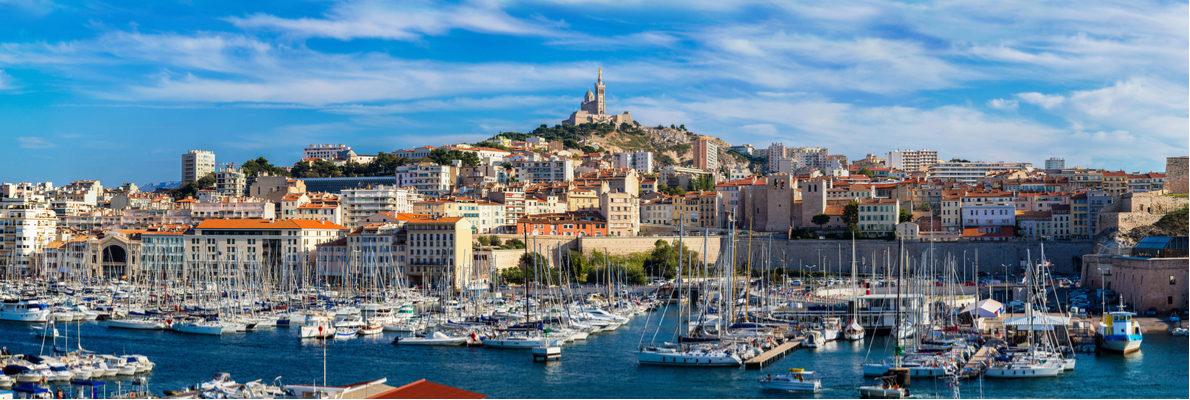 Частные экскурсии в Марселе с русскими гидами