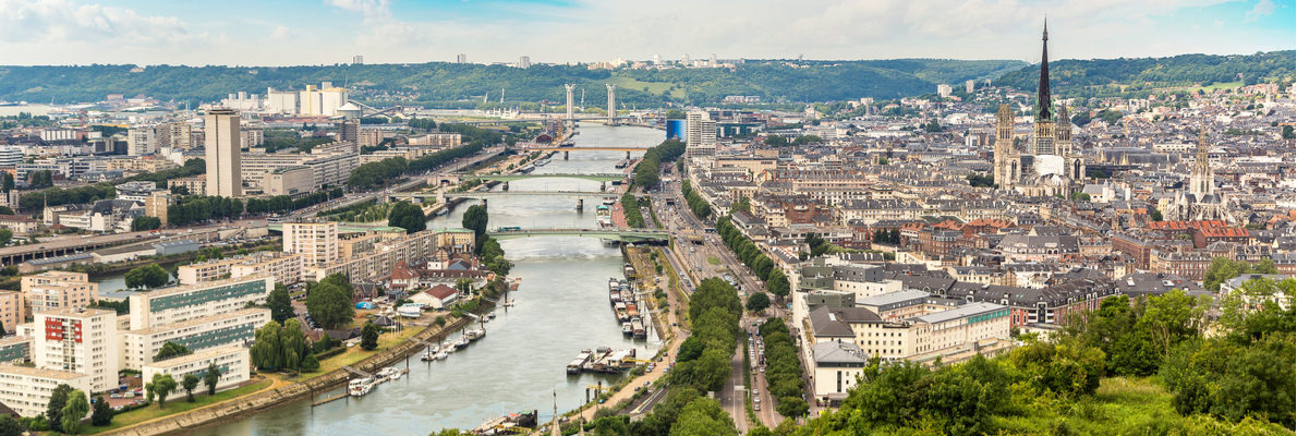 Частные экскурсии в Руане с русскими гидами