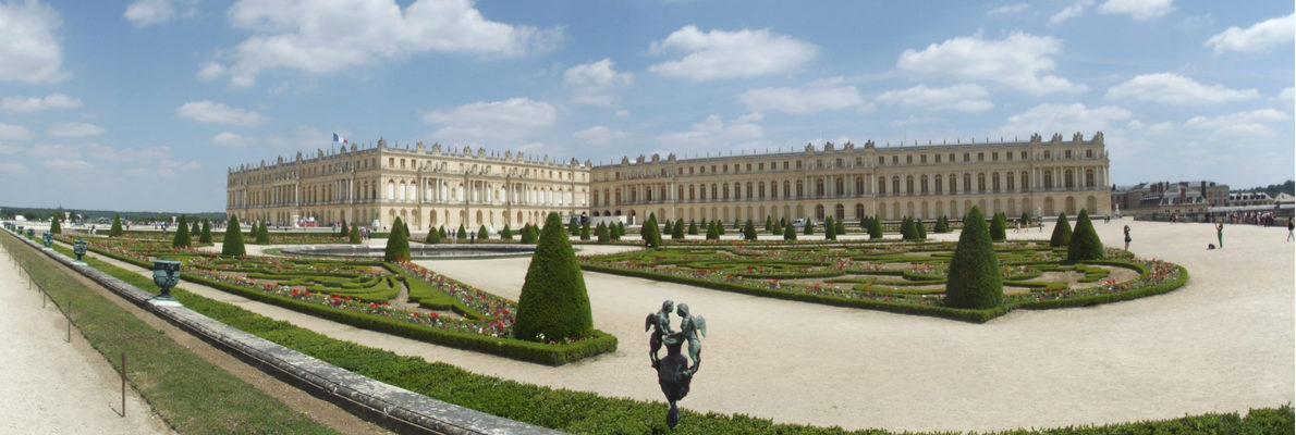 Частные экскурсии в Версале с русскими гидами