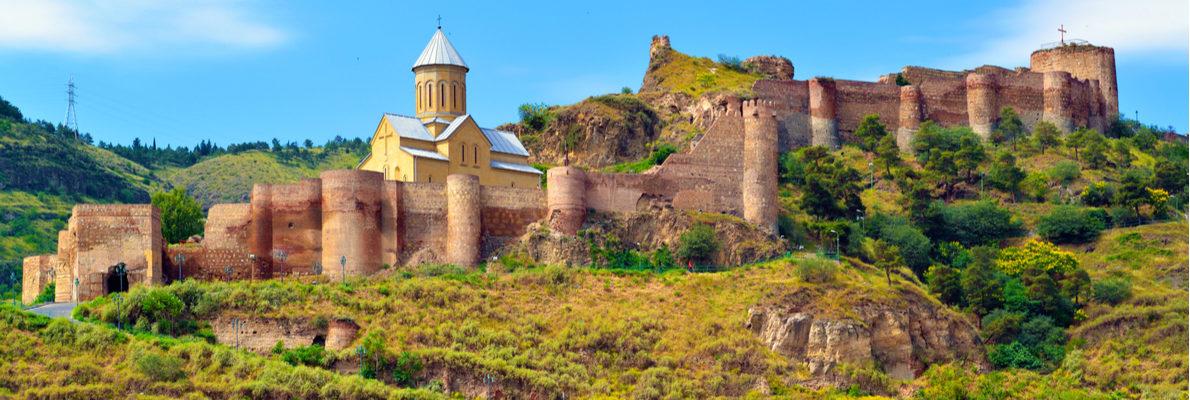 Частные экскурсии в Тбилиси с русскими гидами