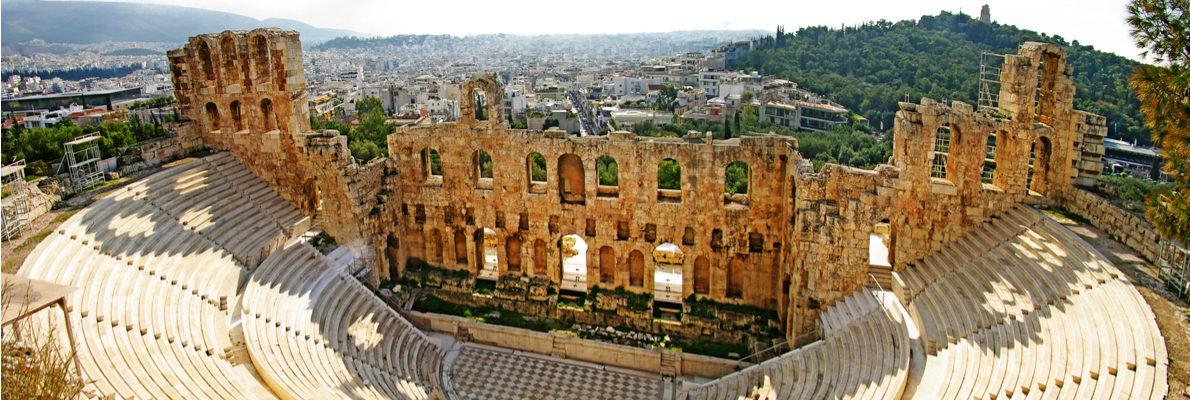 Частные экскурсии в Афинах с русскими гидами