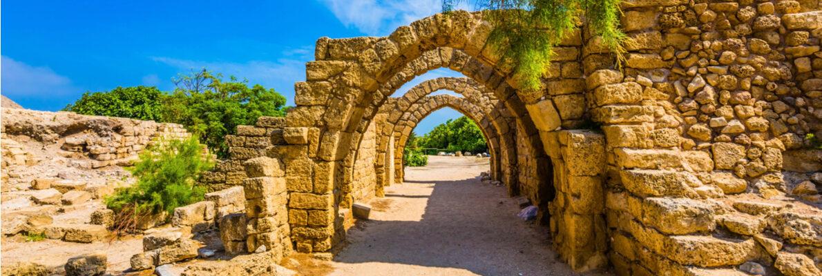 Частные экскурсии в Кесарии с русскими гидами