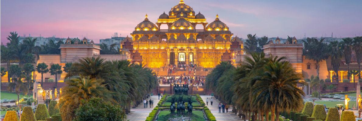 Частные экскурсии в Дели с русскими гидами