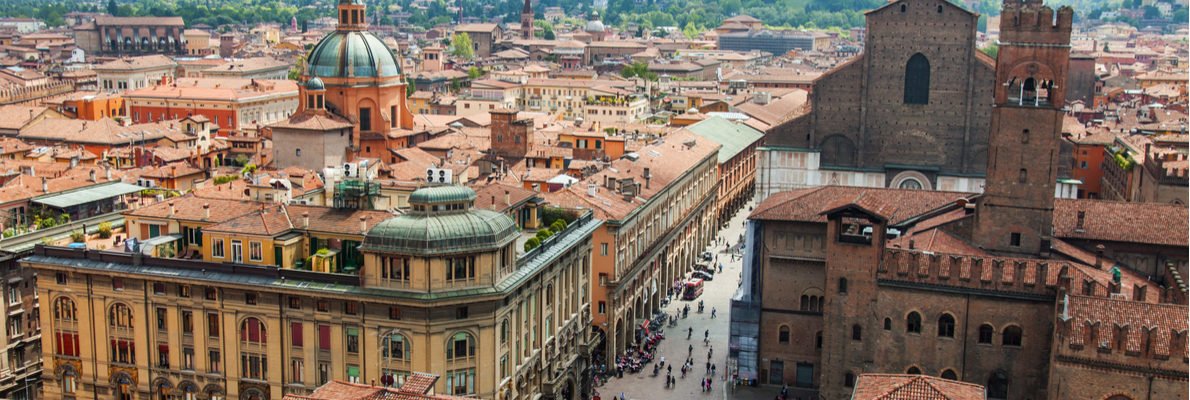 Частные экскурсии в Болонье с русскими гидами