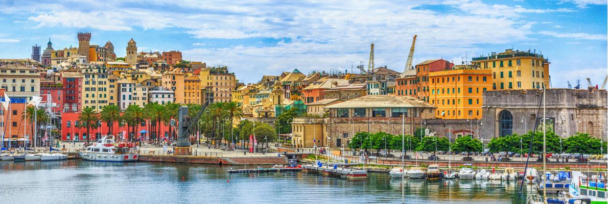Частные экскурсии в Генуе с русскими гидами