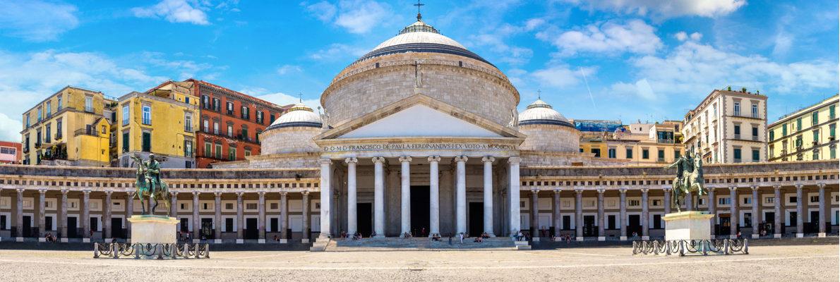 Частные экскурсии в Неаполе с русскими гидами