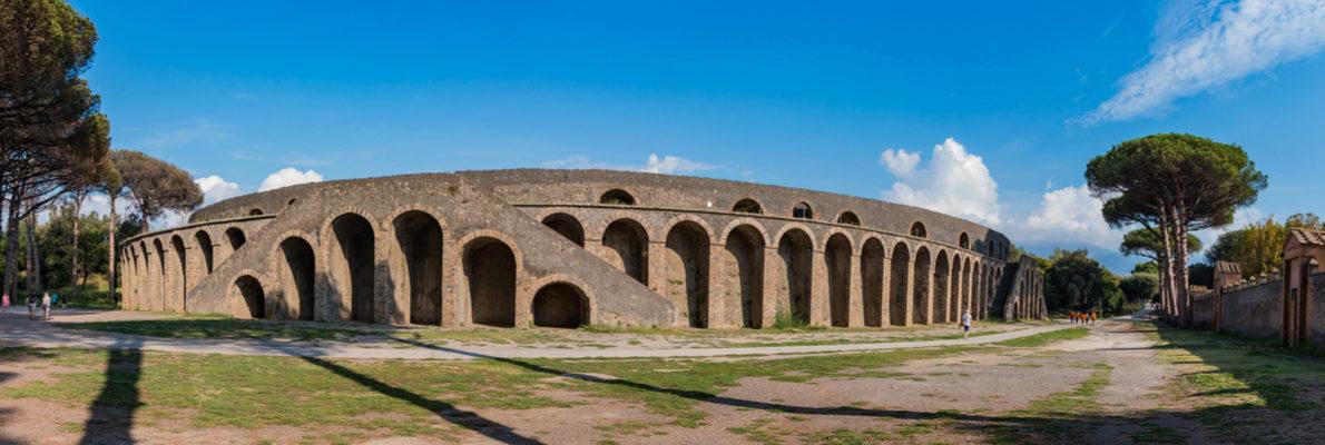 Частные экскурсии в Помпеях с русскими гидами