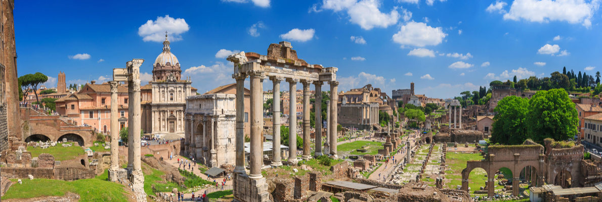Частные экскурсии в Риме с русскими гидами