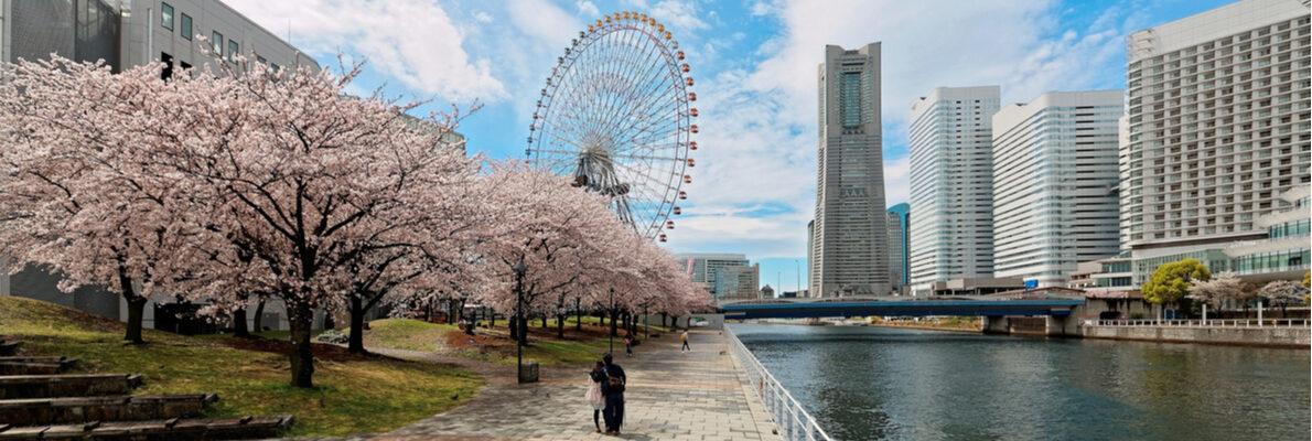 Частные экскурсии в Иокогаме с русскими гидами
