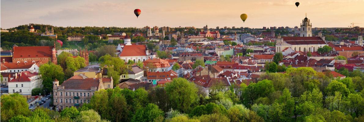 Частные экскурсии в Литве с русскими гидами