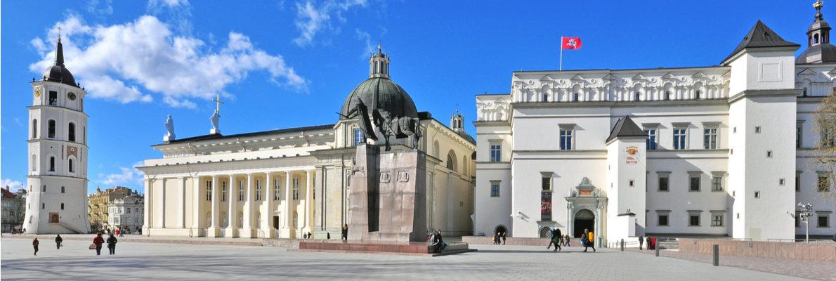 Частные экскурсии в Вильнюсе с русскими гидами