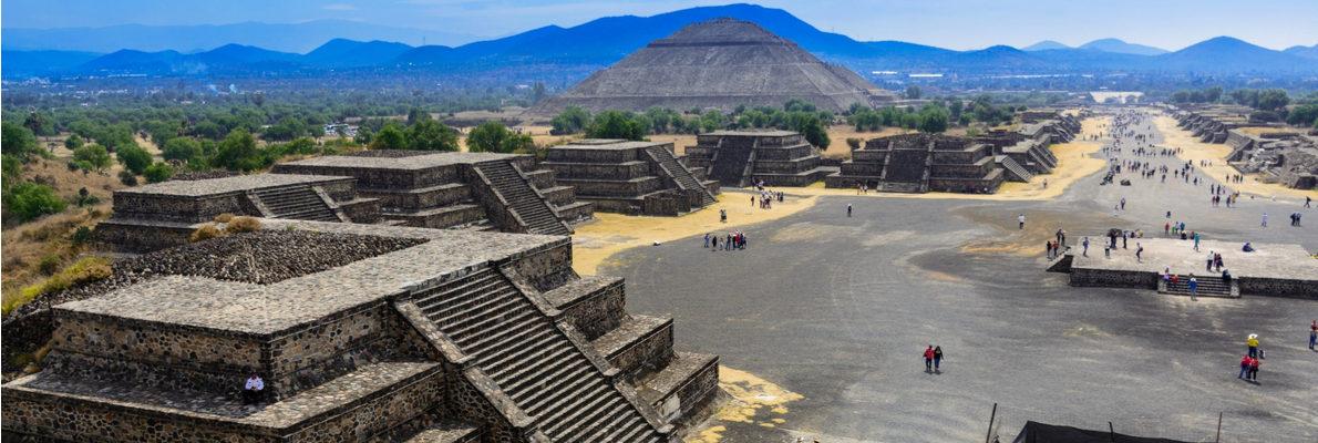 Частные экскурсии в Мексике с русскими гидами