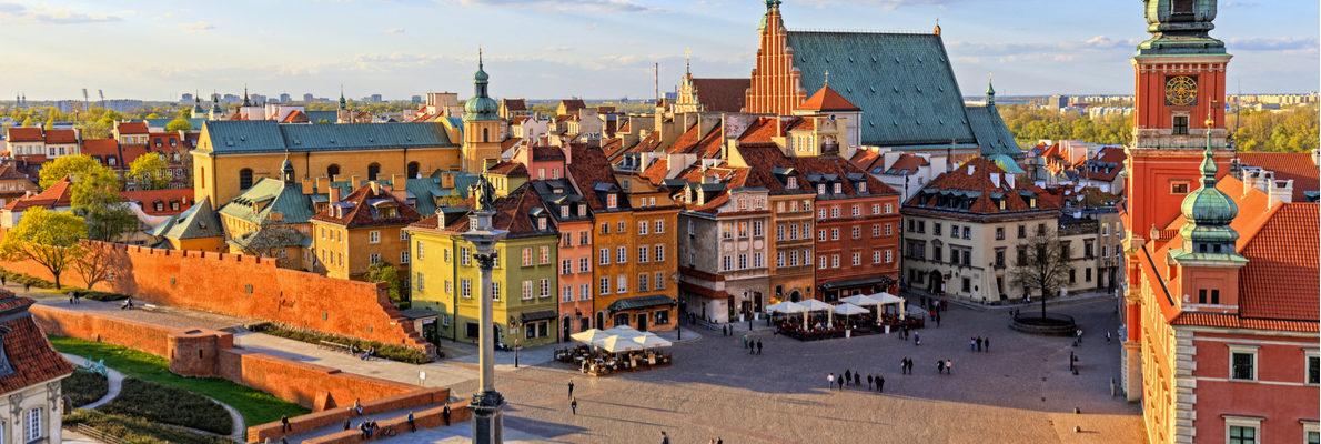 Частные экскурсии в Польше с русскими гидами