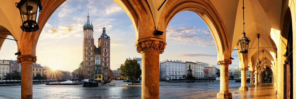 Частные экскурсии в Кракове с русскими гидами