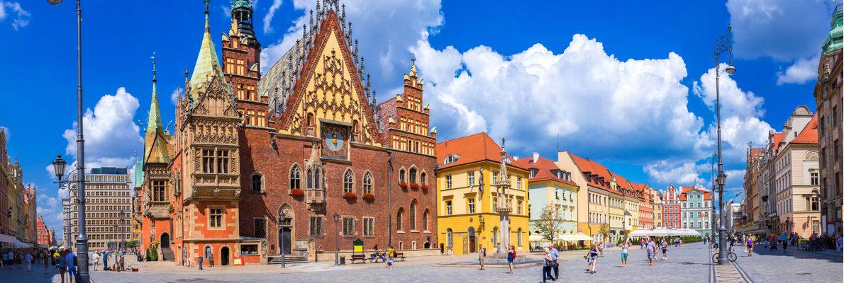 Частные экскурсии в Вроцлаве с русскими гидами