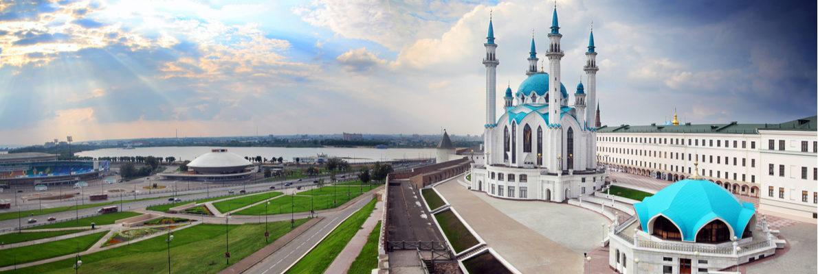 Частные экскурсии в Казани с русскими гидами