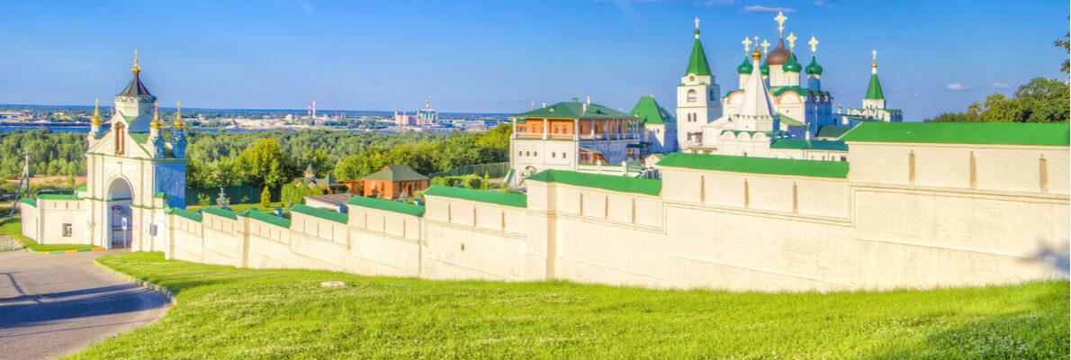 Частные экскурсии в Нижнем Новгороде с русскими гидами