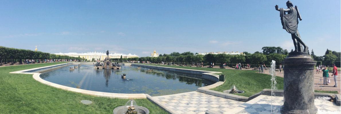 Частные экскурсии в Петергофе с русскими гидами