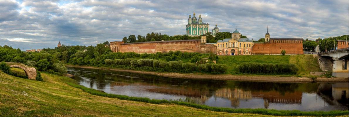 Частные экскурсии в Смоленск с русскими гидами