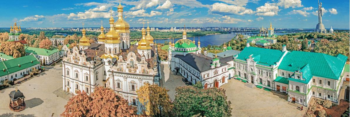 Частные экскурсии в Украине с русскими гидами