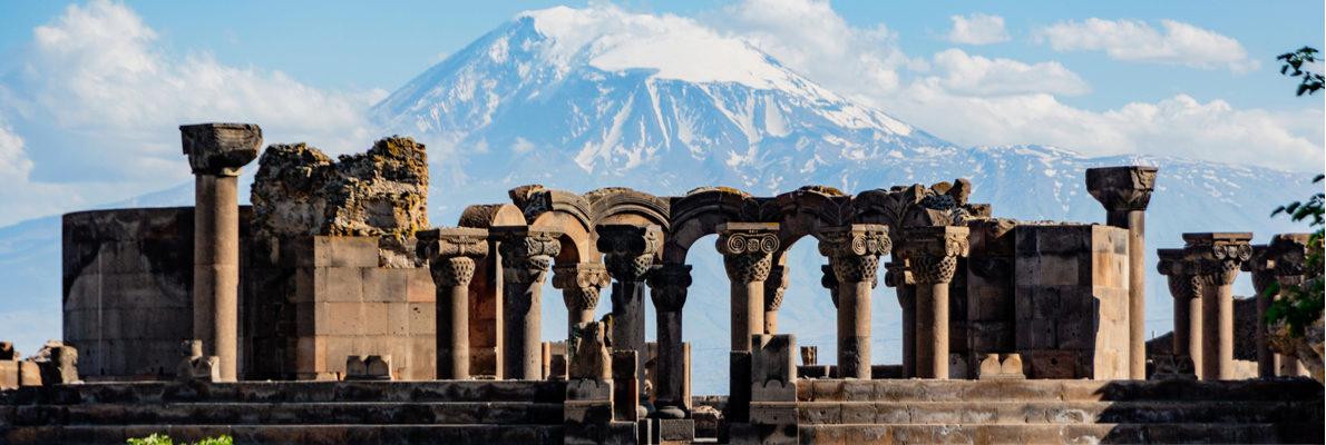 русские гиды в Армении