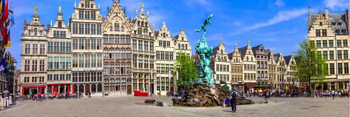 русские гиды в Антверпенe