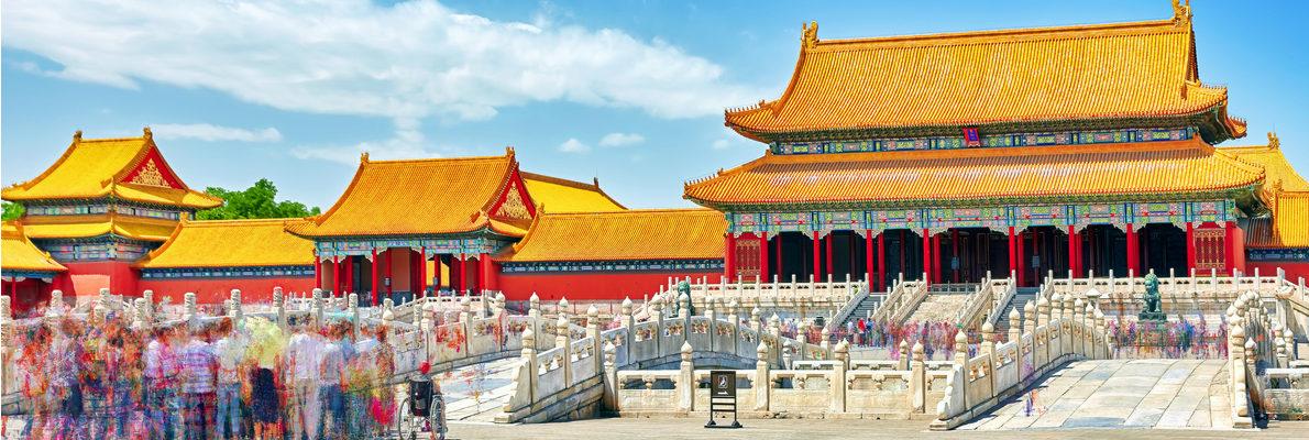 русские гиды в Китае