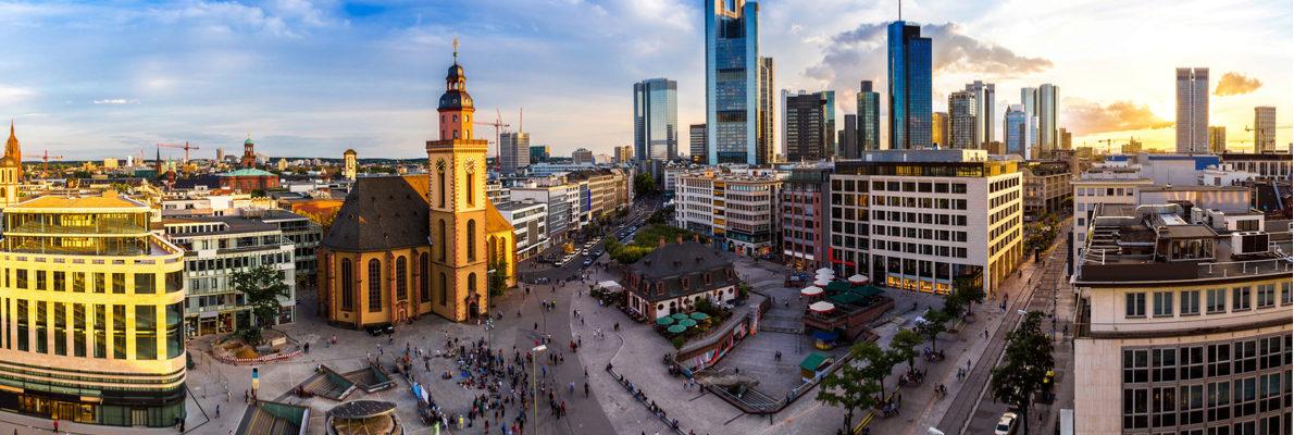 русские гиды в Франкфурте