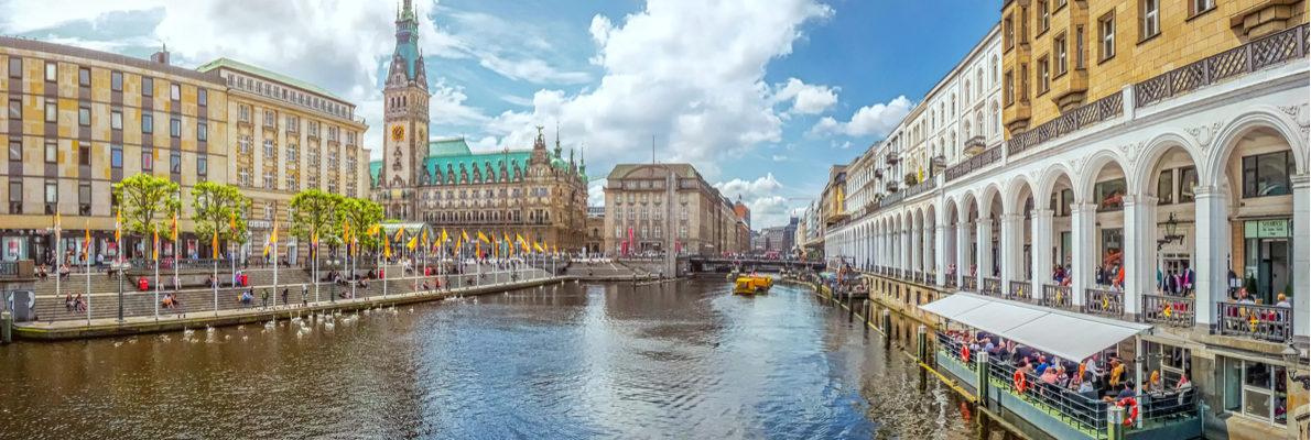 русские гиды в Гамбурге