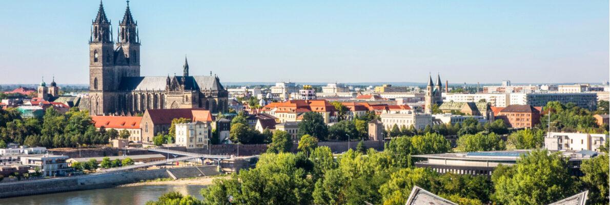 русские гиды в Магдебурге