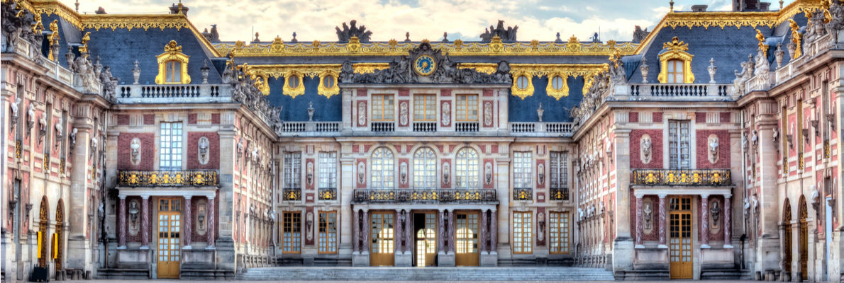 русские гиды в Версале