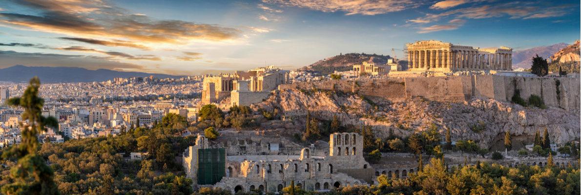 русские гиды в Греции