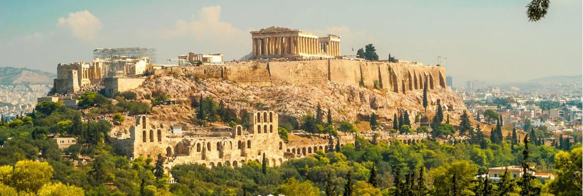 русские гиды в Афинах