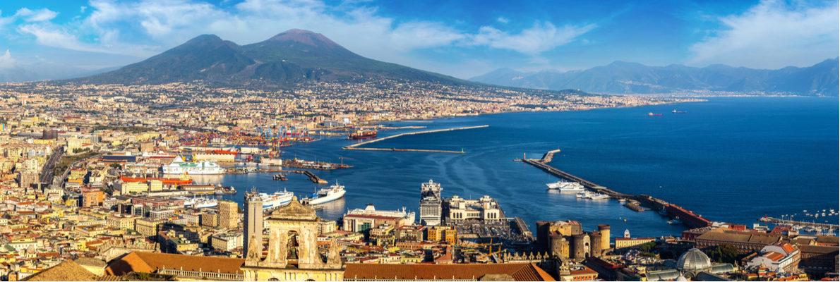 русские гиды в Неаполе