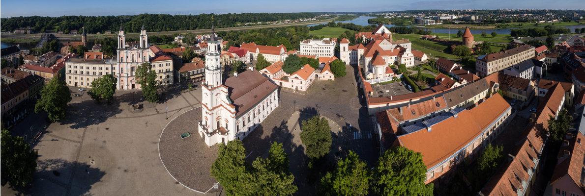 русские гиды в Каунасе