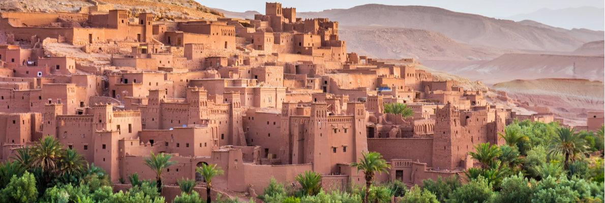 русские гиды в Марокко