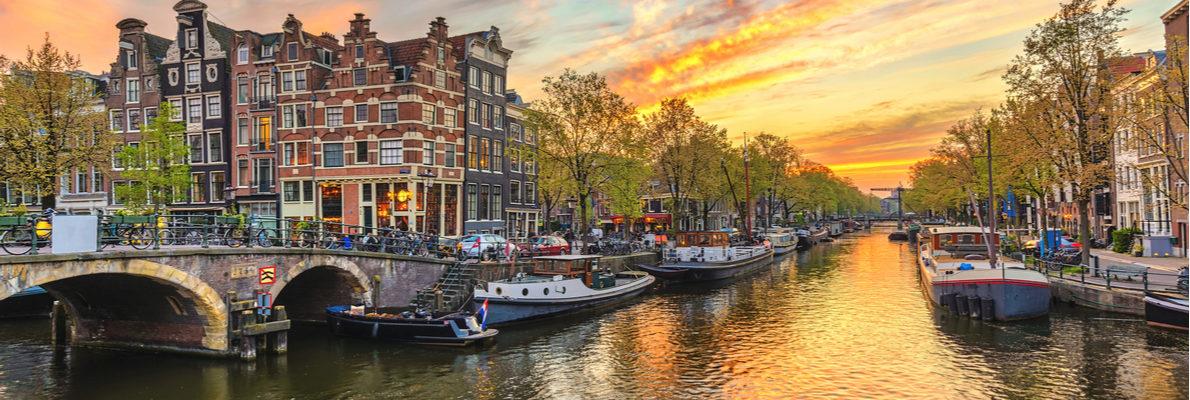 русские гиды в Амстердаме