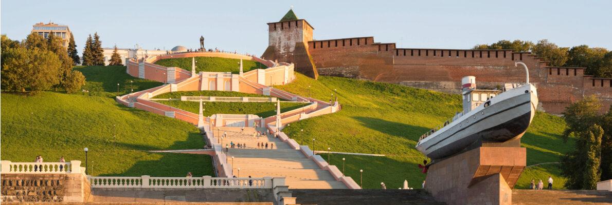 русские гиды в Нижнем Новгороде