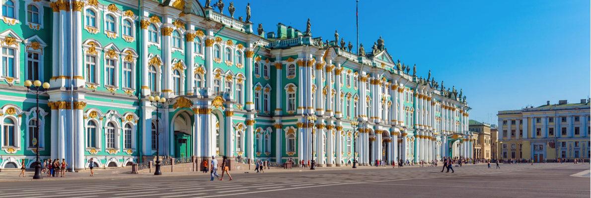 русские гиды в Санкт-Петербурге