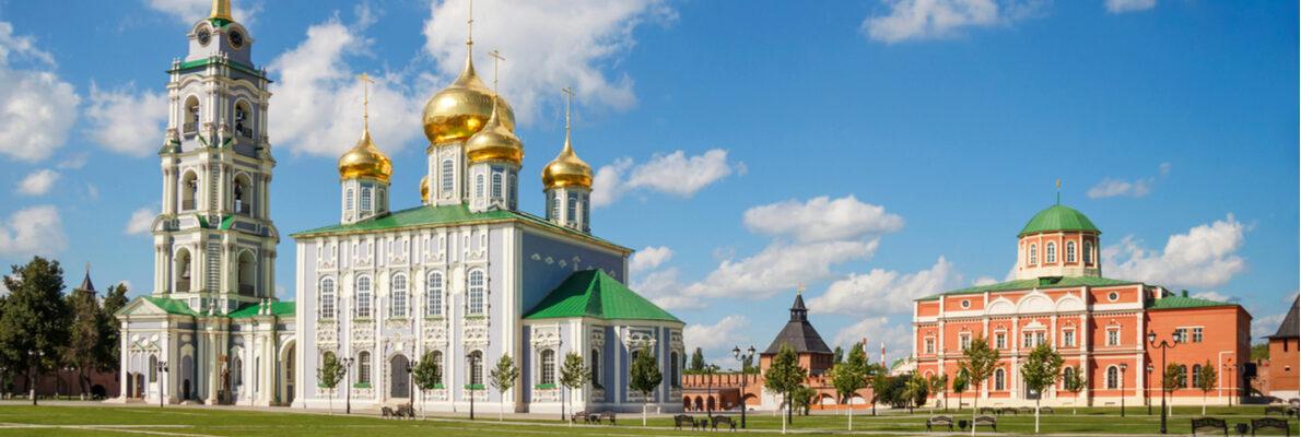 русские гиды в Туле