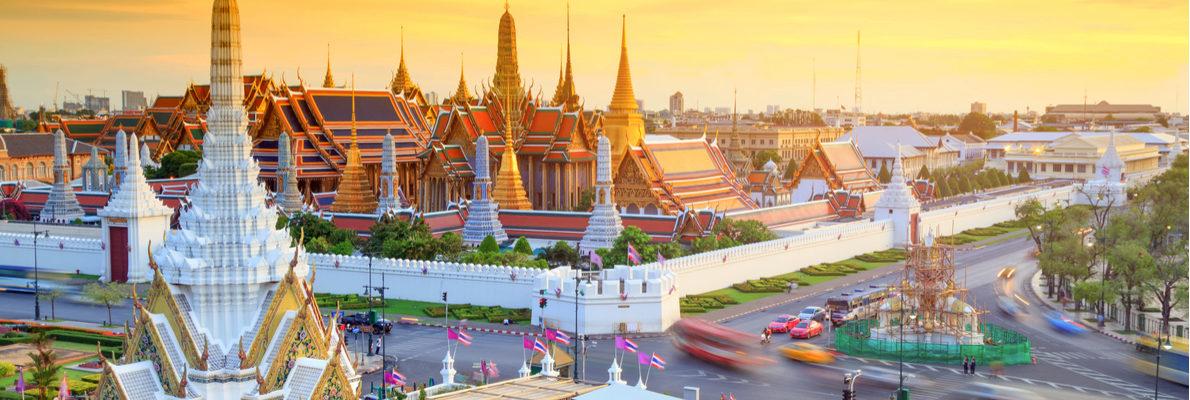 русские гиды в Бангкоке