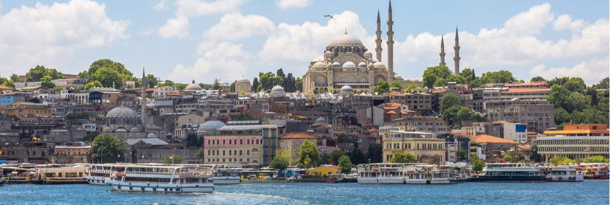 русские гиды в Стамбуле